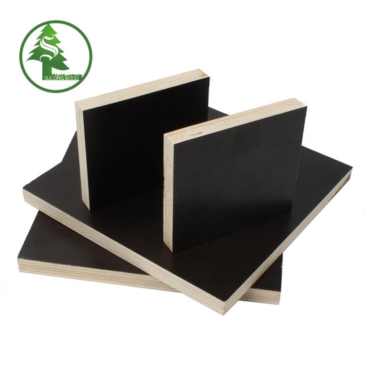 black shuttering plywood